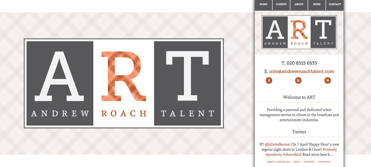 Andrew Roach Talent
