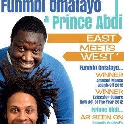 Omatayo & Abdi Edinburgh 2014