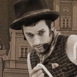 Domi Circo Magician