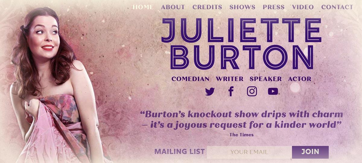 LUA Designs - Juliette Burton