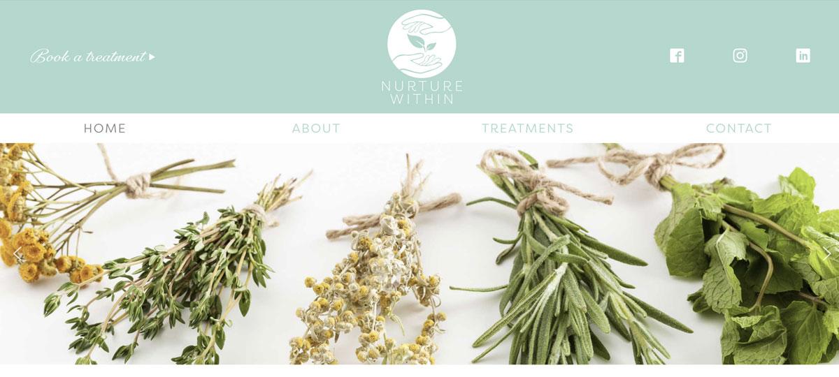 Nurture Within - wellness treatments