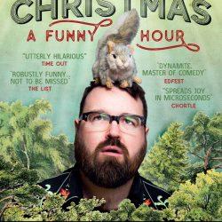 Jarred Christmas Edinburgh poster design 2019